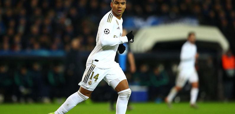 Posible Alineación del Real Madrid ante el Getafe