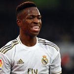 vinicius jr real madrid liga sevilla