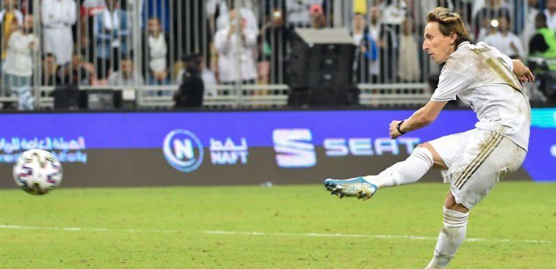 Posible alineación del Real Madrid ante el Sevilla