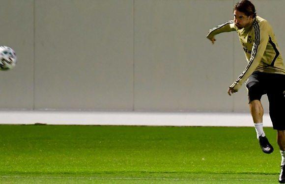 Posible alineación del Real Madrid frente al Valencia