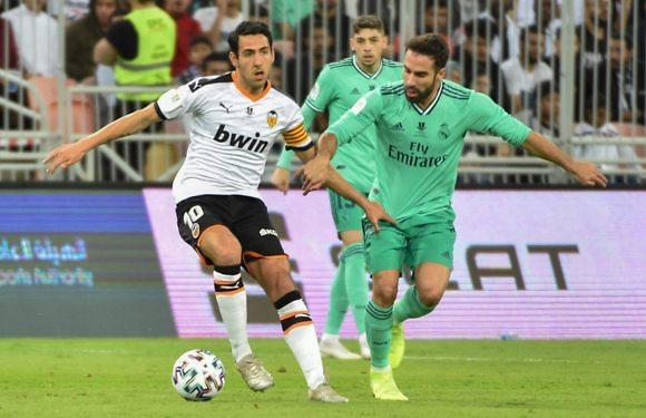 Posible alineación del Real Madrid ante el Atlético de Madrid