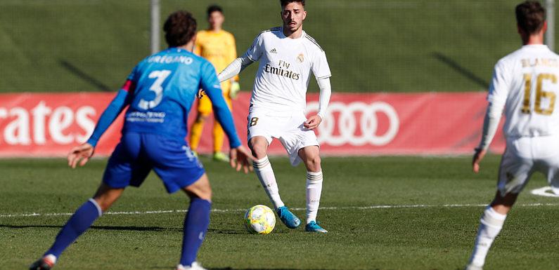 RMCastilla | El Castilla salva 1 punto en un partido frenético (2-2)