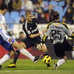 Real Madrid - Real Zaragoza en la Copa del Rey