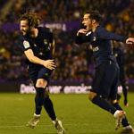 nacho lucas vázquez real madrid gol valladolid liga 2020