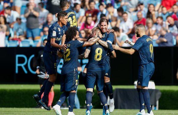 Previa Real Madrid – Celta | A mantener el liderato en solitario