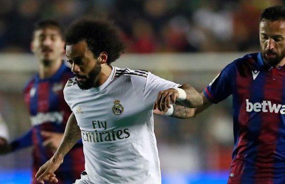 Calificaciones Blancas | Levante 1-0 Real Madrid