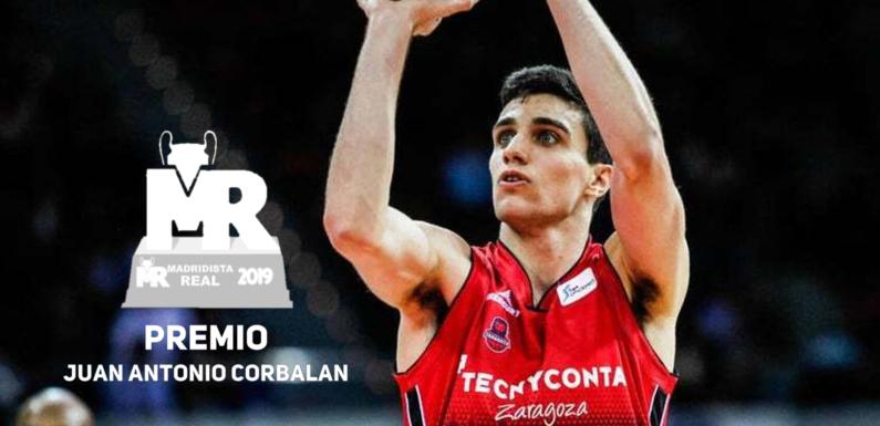 Premio Corbalan 2019 | Nominado: Carlos Alocén