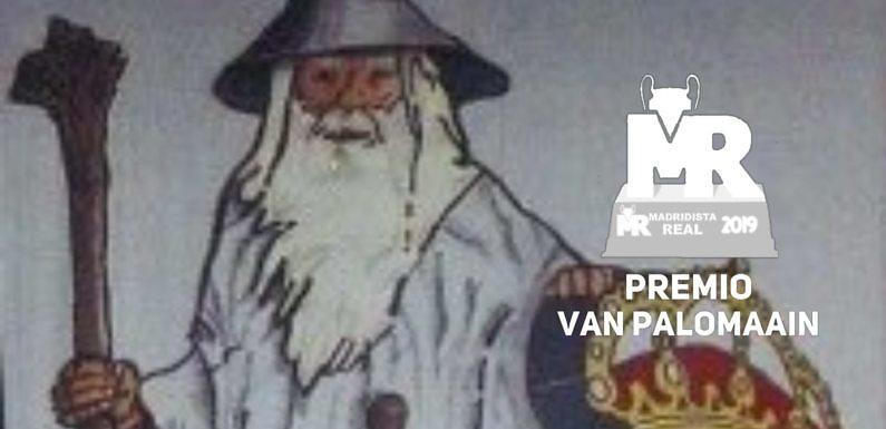 Premio VanPalomaain 2019 | Nominado: Hechicero