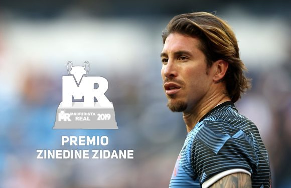 Premio Zidane 2019 | Nominado: Sergio Ramos