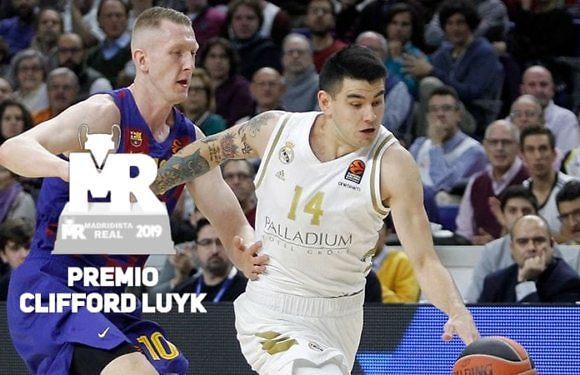 Premio Luyk 2019 | Nominado: Gabriel Deck