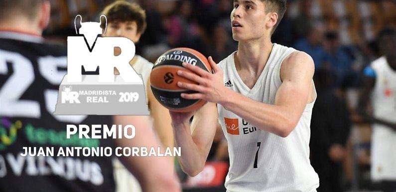 Premio Corbalán 2019 | Nominado: Mario Nakic