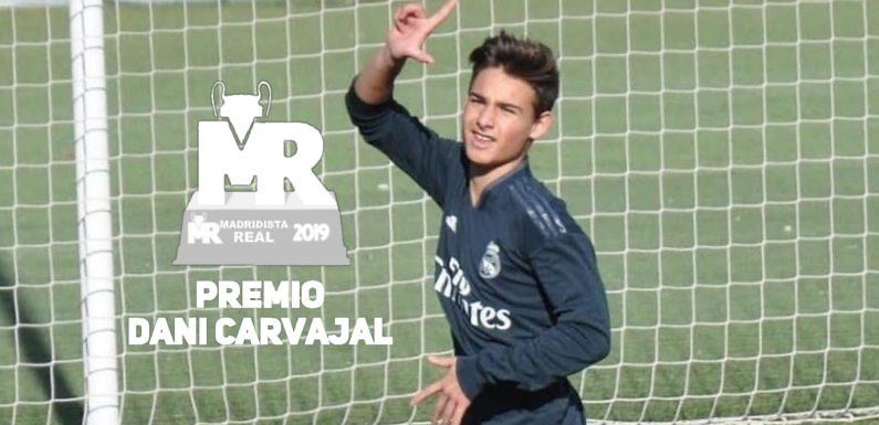 Premio Carvajal 2019 | Nominado: Iker Gil