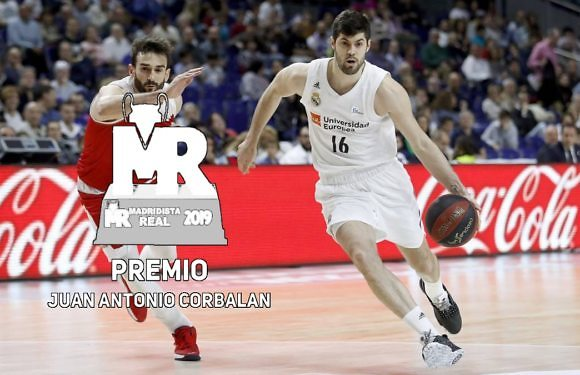 Premio Corbalán  2019 | Nominado: Santiago Yusta