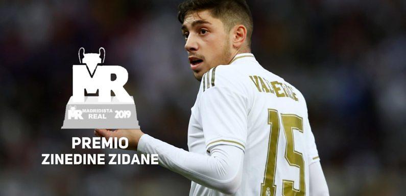 Premio Zidane 2019 | Nominado: Fede Valverde