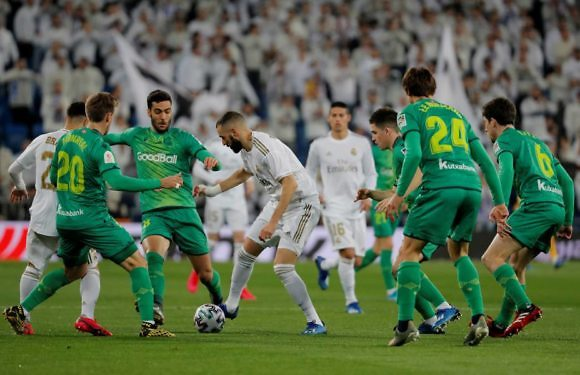 Calificaciones Blancas | Real Madrid 3-4 Real Sociedad