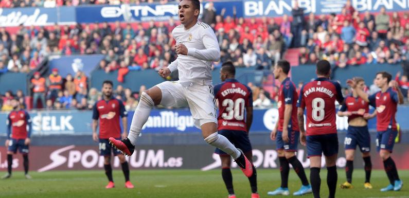Posible alineación del Real Madrid ante el Celta de Vigo