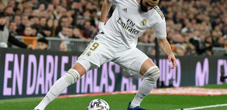 Posible alineación titular del Real Madrid contra Osasuna en Liga