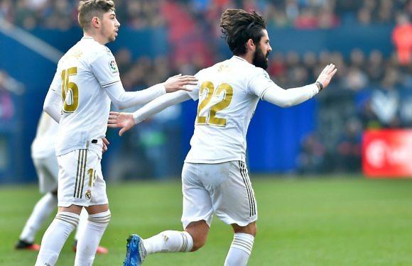 Calificaciones Blancas   C.A. Osasuna 1-4  Real Madrid