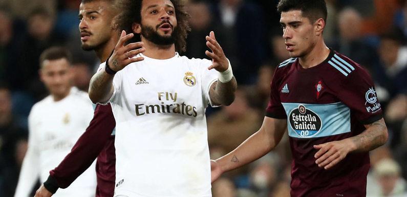 Previa Real Madrid – Celta de Vigo | Primer duelo madridista en 2021 para olvidar el último en 2020