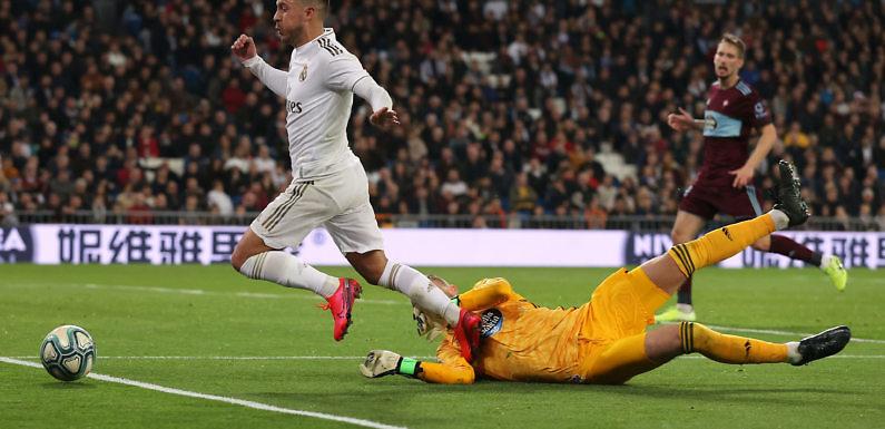 Calificaciones Blancas | Real Madrid 2-2 Celta de Vigo