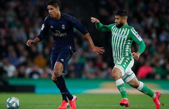 Calificaciones Blancas | Real Betis 2-1 Real Madrid