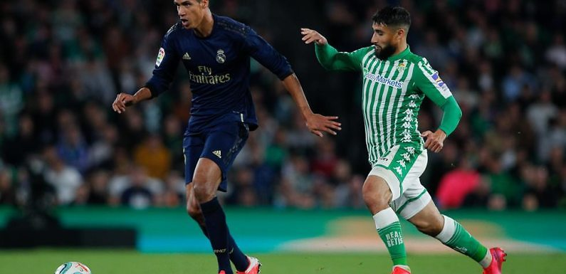 Calificaciones Blancas | Real Betis 2-1 Real Madrid