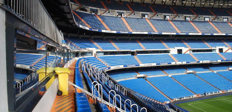 El Real Madrid disputará sus encuentros a puerta cerrada por el coronavirus