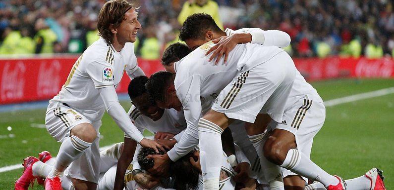 Calificaciones Blancas | Real Madrid 2-0 FC Barcelona
