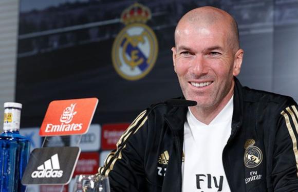 """Zinedine Zidane: """"Para ganar en el Villamarín, tendremos que jugar con mucha técnica"""""""