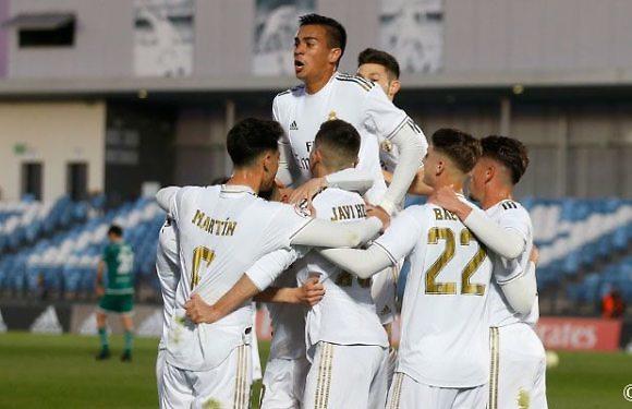 RM Castilla | El Castilla golea y Reinier se presenta (4-0)