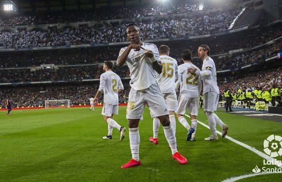 Crónica Real | La intensidad del Real Madrid le hace llevarse el Clásico y el liderato (2-0)