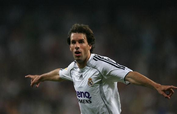 Van Nistelrooy | El gol como oficio
