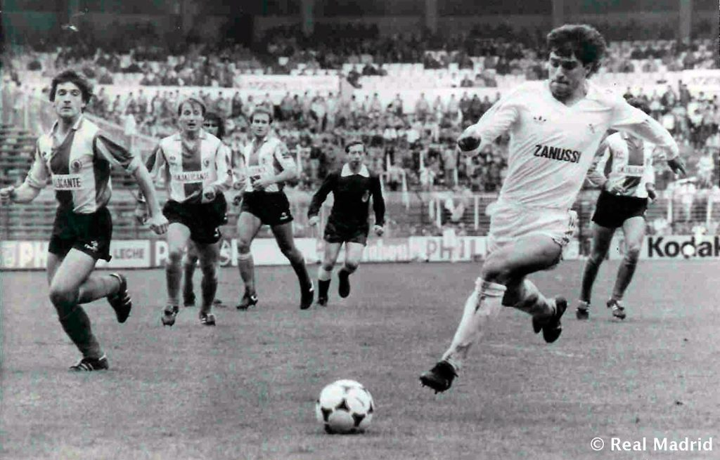 michel real madrid