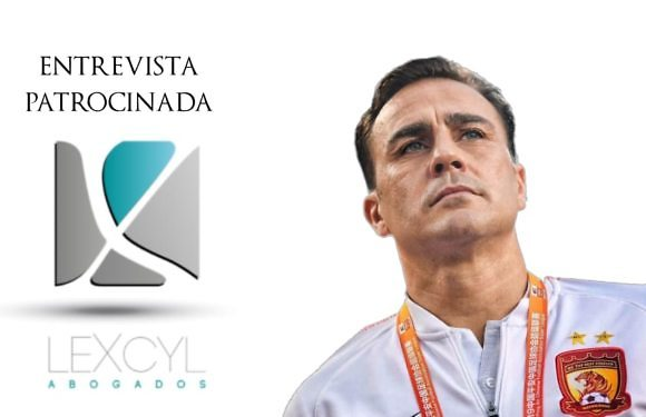 Entrevista | Fabio Cannavaro: «Trabajo para algún día entrenar a un club como el Madrid»