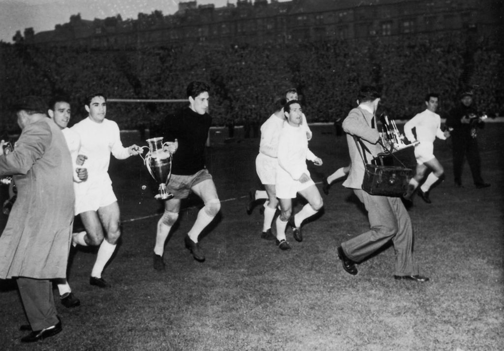 real madrid gento copa de europa 1960