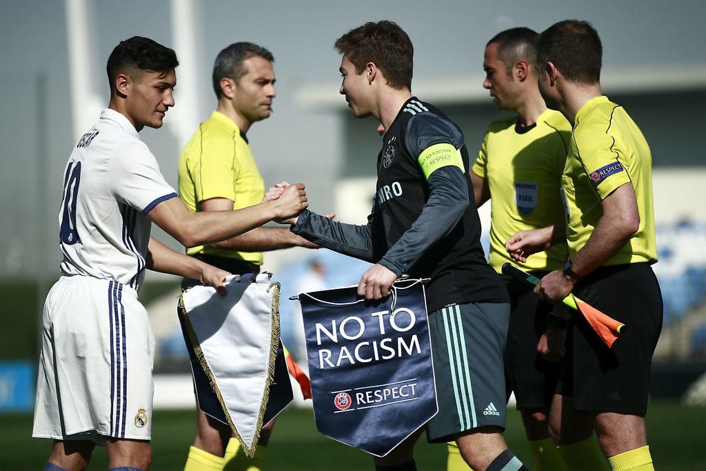 óscar rodríguez real madrid youth league