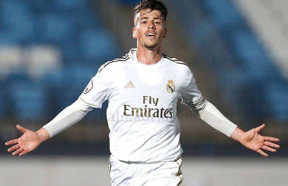 La Fábrica | Antonio Blanco (Real Madrid Castilla)