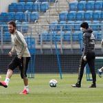 futbol nueva normalidad entrenamiento real madrid