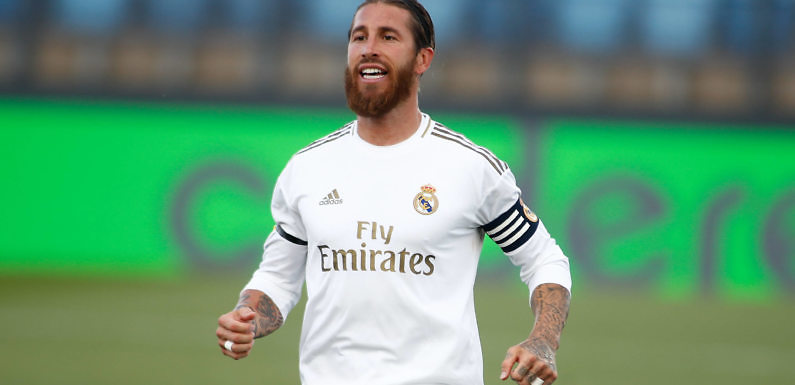 Posible Alineación del Real Madrid ante el Valencia