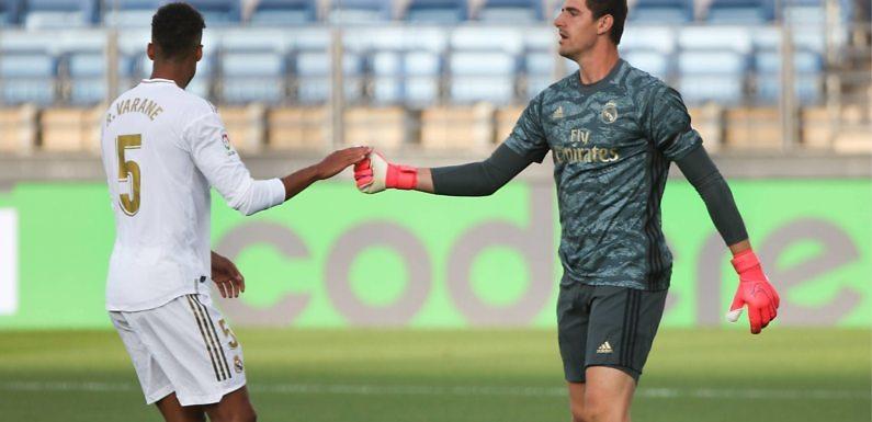 Posible Alineación del Real Madrid ante la Real Sociedad
