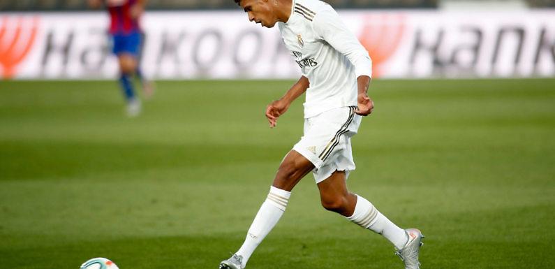 Posible Alineación del Real Madrid contra el RCD Mallorca
