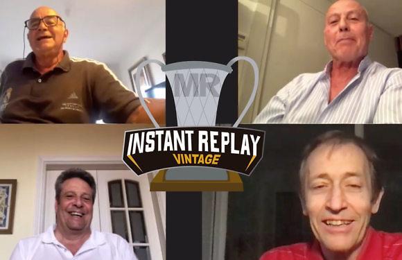Instant Replay | Tertulia de bases: Corbalán, Cabrera, Llorente y Ramos