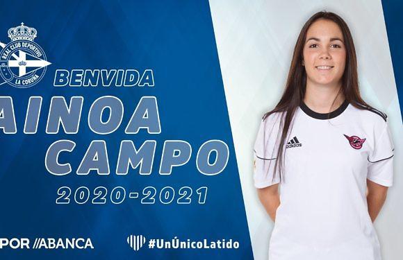 Mercado de fichajes | Ainoa Campo ficha por el Deportivo ABANCA