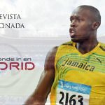 entrevista usain bolt real madrid