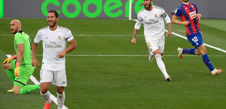 Calificaciones Blancas | Real Madrid 3-1 SD Eibar