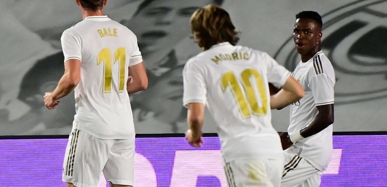 Calificaciones Blancas | Real Madrid 2-0 RCD Mallorca