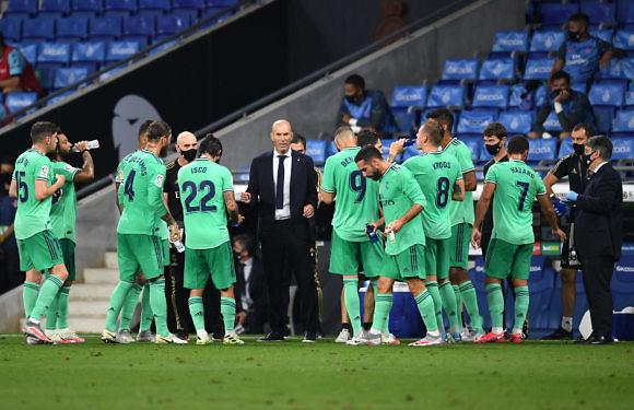 Calificaciones Blancas   RCD Espanyol 0-1 Real Madrid