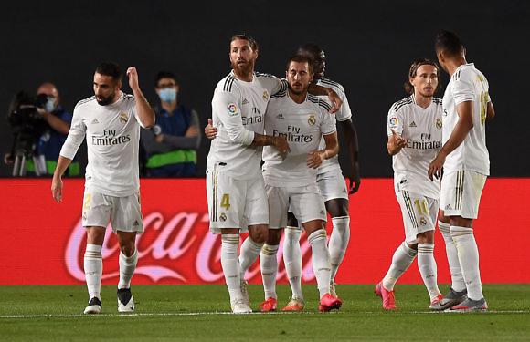 Calificaciones Blancas   Real Madrid 3-0 Valencia cf