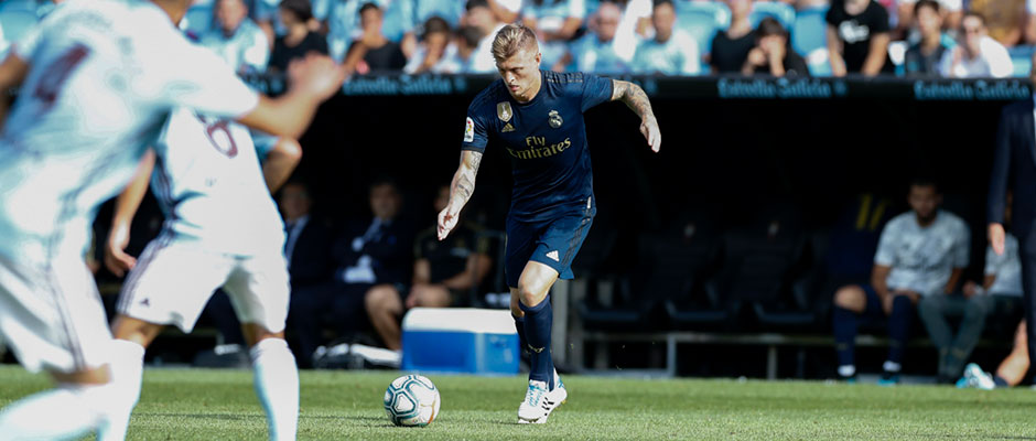 toni kroos real madrid gol celta