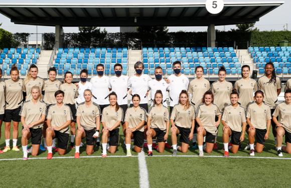 Primera Iberdrola | El Real Madrid Femenino completa su primer entrenamiento